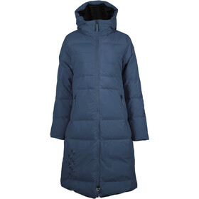 SKHoop Long Down Jacket Dame navy